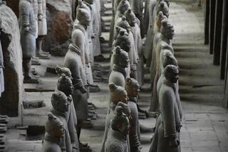 Çinli imparatorun Toprak Askerleri