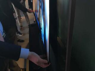 LG, W7 OLED ve Nano Cell Display TV'lerini Türkiyede tanıttı