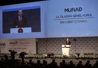 Erdoğan resti çekti Eğer taciz olursa...