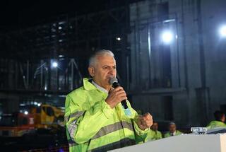 Yıldırım: İstanbul havacılıkta dünyanın merkezi oluyor