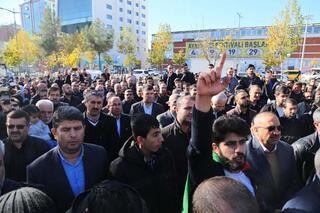 ABDnin Kudüs kararına ülke genelinden protestolar