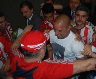 Roberto Carlos İstanbulda