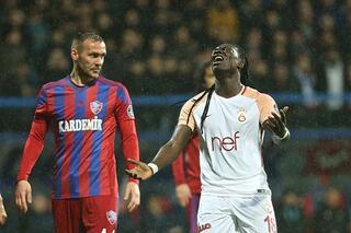 Kardemir Karabükspor - Galatasaray: 0-7