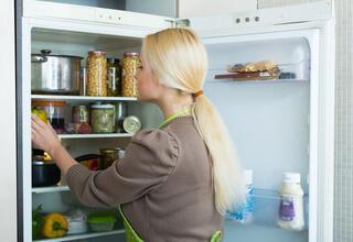 Dondurulmuş yiyecekler nasıl tüketilmeli