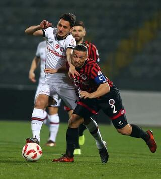 Gençlerbirliği - Beşiktaş: 0-1