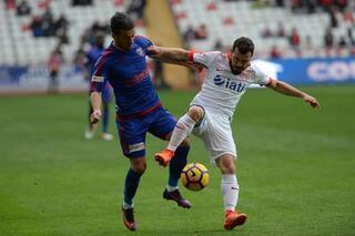Antalyaspor-Kardemir Karabükspor