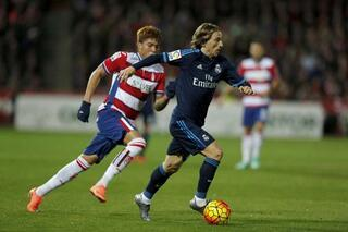 Granada - Real Madrid: 1-2