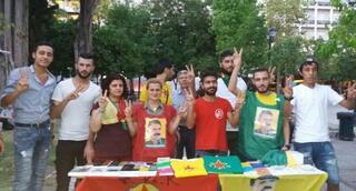 AB üyesi 5 ülkede PKK eylemi
