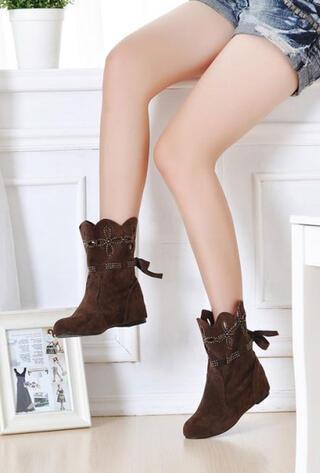 Bacak tipine göre çizme seçimi
