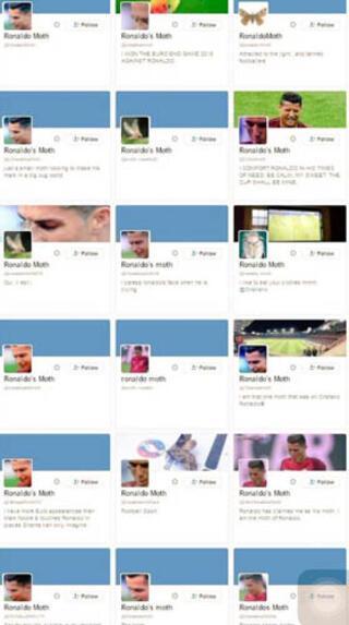 Ronaldonun güvesi sosyal medyayı salladı