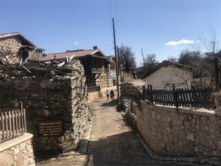 800 yıllık Sarıhacılar köyü