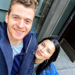 Adriana Lima eski kocasıyla buluştu