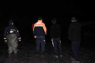 Çanakkalede korku dolu anlar 2 kişi kayboldu