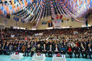 AK Parti Genel Başkan Vekili Kurtulmuş: Davamız, yeniden büyük Türkiye'yi kurmaktır