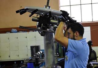 Teröristlerin korkulu rüyası Bora-12, hedefi 12den vuruyor