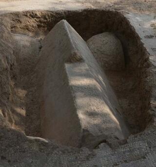 İznikte bulunan lahitten iki generalin mumyalanmışcesetleri çıktı