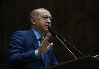 Son dakika: Cumhurbaşkanı Erdoğanden sert çıkış Tepesine tepesine bineceğiz