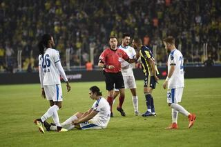 Fenerbahçe - Ankaragücü maçından fotoğraflar