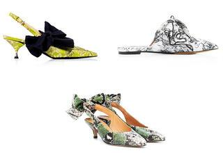 2018-2019 Sonbahar-Kış ayakkabı trendleri