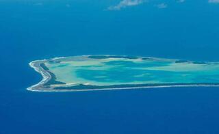 En az turist çeken ülke Tuvalu