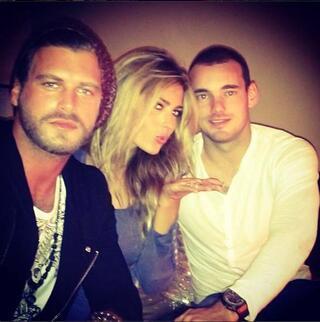 Sneijderden ayrılan Yolanthenin alacağı tazminat dudak uçuklattı