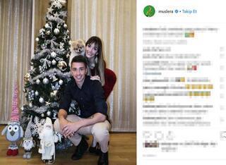 Futbolcuların Noel paylaşımları