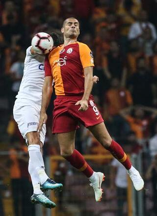 Galatasaray - Kasımpaşa maçından kareler