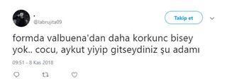 Valbuena şov yaptı, Fenerbahçe taraftarı çıldırdı