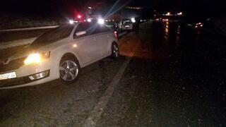 Zincirleme trafik kazası Çok sayıda yaralı var...