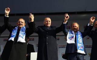 Cumhurbaşkanı Erdoğandan Haymanada önemli açıklamalar