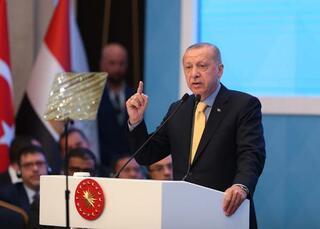 Cumhurbaşkanı Erdoğandan Trumpın son hamlesine sert tepki