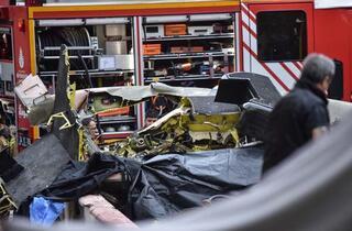 Son dakika: İstanbulda askeri helikopter düştü Kahreden detay...