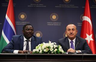Çavuşoğlu: Afrikada 42 tane büyükelçiliğimiz oldu