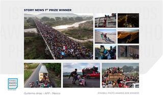 Istanbul Photo Awardsın kazananları açıklandı.