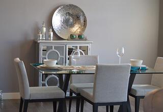 Yemek odası dekorasyonu için püf noktalar