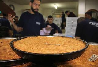 Konyanın meşhur lezzeti: Tahinli pide