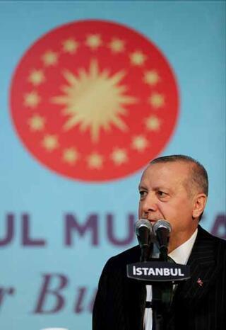 Cumhurbaşkanı Erdoğandan teklif: Ayıralım