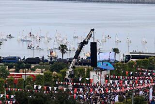 19 Mayısın 100. yıldönümü... Devletin Zirvesi Samsunda