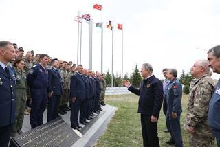 Bakan Akardan NATO açıklaması