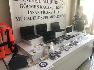 Her yerde aranan şebekenin lideri İstanbulda yakalandı