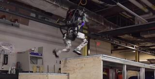 Dünyanın konuştuğu robot: Atlas