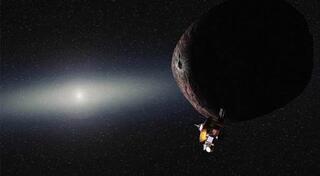 NASA bilinen sınırların ötesinde yeni bir uzay cismini görüntüledi