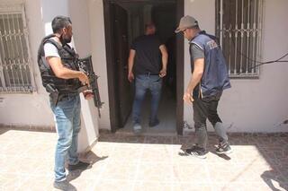 DEAŞın bombacıları eyleme hazırlanırken yakalandı