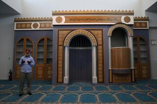 Atinanın ilk camisinden ilk fotoğraflar