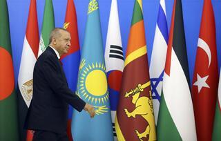 Son dakika... Cumhurbaşkanı Erdoğan: Kudüste oldubittileri reddediyoruz
