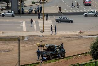 Son dakika... Etiyopyada kaçmaya çalışan darbe lideri öldürüldü