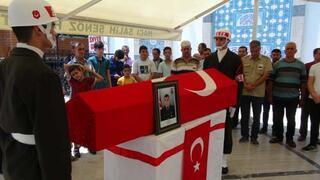 Şehit Mehmet Dursuna son veda