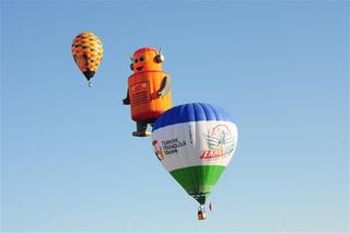 Kapadokya balon festivali