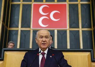 MHP lideri Bahçeliden önemli açıklamalar