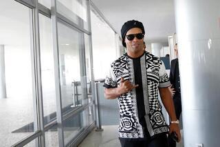 Ronaldinho zor günler geçiriyor